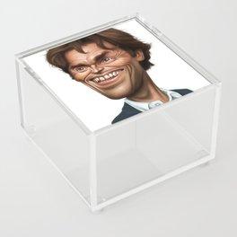 Willem Dafoe Acrylic Box