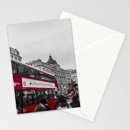 Double Decker London Stationery Cards