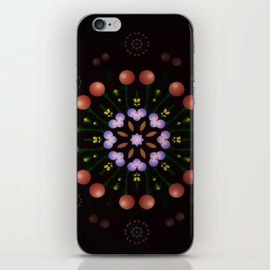 Bobbles iPhone & iPod Skin
