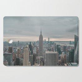Empire State Building Cutting Board
