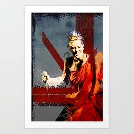 simpa..! Art Print