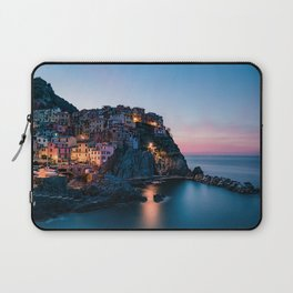 Sunrise in Cinque Terre Laptop Sleeve