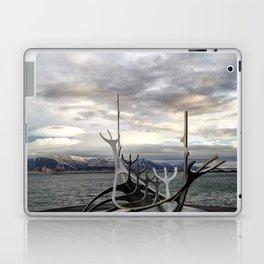Sólfar - The Sun Voyager Laptop & iPad Skin