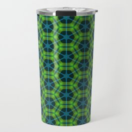 Neon Flux 02 Travel Mug