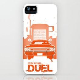 Steven Spielberg's DUEL iPhone Case