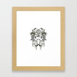 If Its Not Baroque, Don't Fix It! Framed Art Print