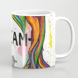 "Words Within: ""Dream"" Coffee Mug"
