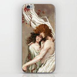 Blood&Bone iPhone Skin