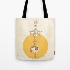 circus 001 Tote Bag