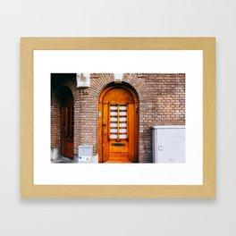 Amsterdam Zuid - Amsterdam, The Netherlands - #5 Framed Art Print