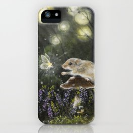 Trust and fairydust iPhone Case