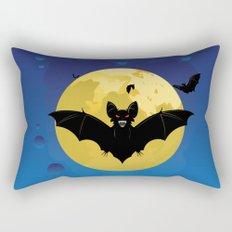 Halloween bats Rectangular Pillow