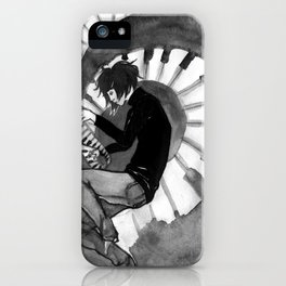 Tatemyuu iPhone Case