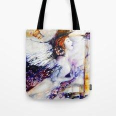 dreaming angel  Tote Bag
