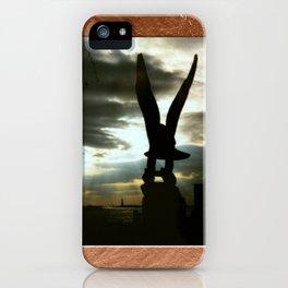 Americana - Memorial - Statue of Liberty - Manhatten - NYC iPhone Case