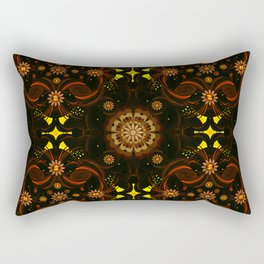 From Death Comes Life Rectangular Pillow