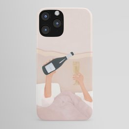 Morning Wine iPhone Case