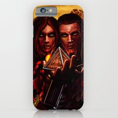 SWTOR - Sith twins selfie iPhone 6s Slim Case