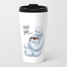 Big Hero -Hairy Baby v2 Travel Mug