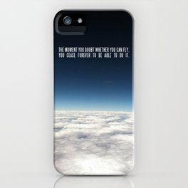 FLY. iPhone Case