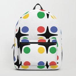 Modernist Pattern Backpack