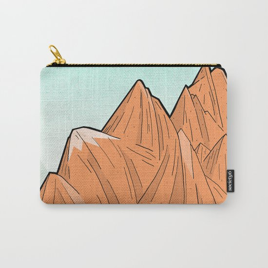 Sand Mountain Carry-All Pouch
