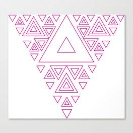 C Trigon Canvas Print
