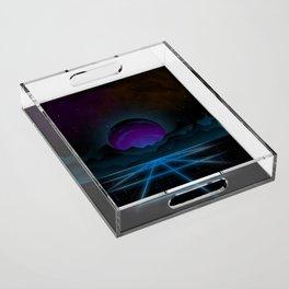 Outrun-2 Acrylic Tray