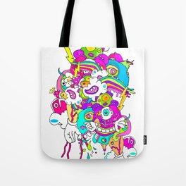 #LEVELUP Tote Bag