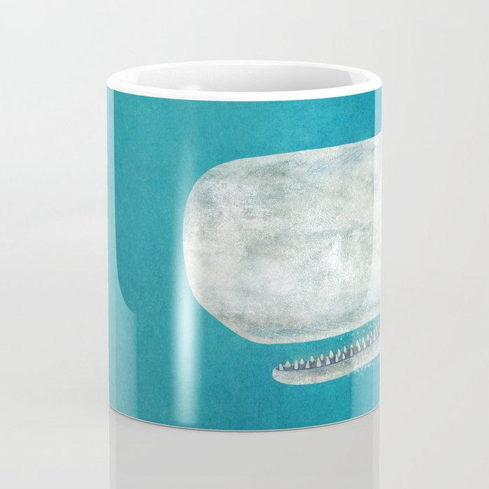 The Whale Coffee Mug