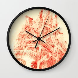 dream window Wall Clock