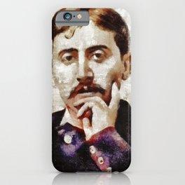 Marcel Proust, Literary Legend iPhone Case