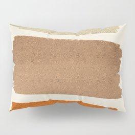 Copper Spots Pillow Sham