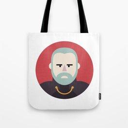 Darth Tyranus Tote Bag