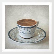 Turkish Coffee Art Print
