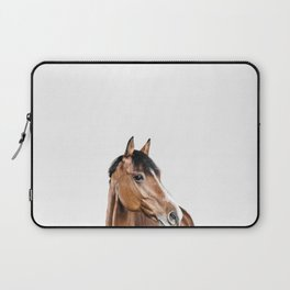 I <3 my horse Laptop Sleeve