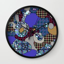 Not Ready for Light's Out Wall Clock