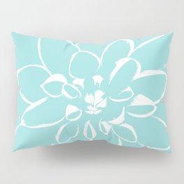Dahlia Limpet Shell Pillow Sham