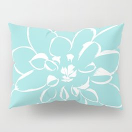 Dahlia Limpet Shell Pillow Sham