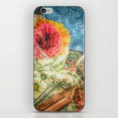 all things beautiful iPhone & iPod Skin