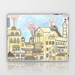 Space Town Laptop & iPad Skin
