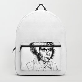 Jack, the seventh son Backpack