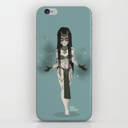 Enchantress iPhone Skin