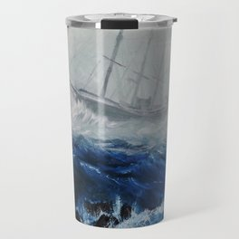An Apparition Travel Mug