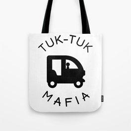 tuk tuk mafia Tote Bag