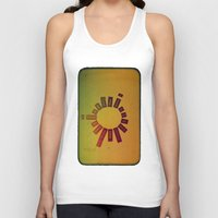 poem Tank Tops featuring Infinite Words Poem  by Brycical