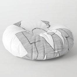Jules Winnfield - Pulp Fiction Floor Pillow