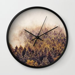 If You Had Stayed Wall Clock