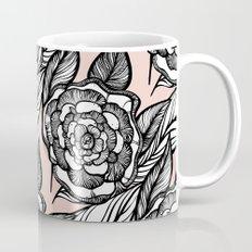 rose flowers pattern Mug