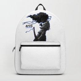 Afro Samuraiart Backpack